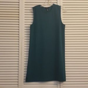 Emerald Green Gap Dress